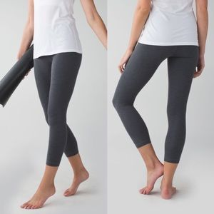 LULULEMON High Times Pant Full-On Luon Dark Slate